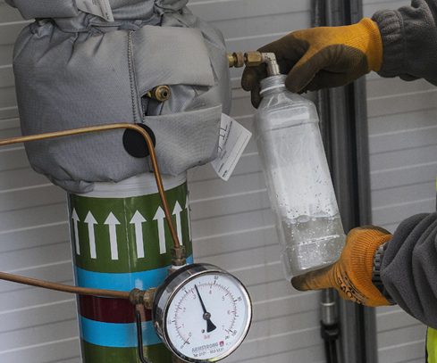 Heating & Chilled Water Treatment