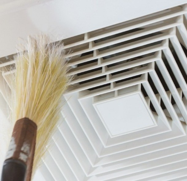 Ventilation & Component Cleaning